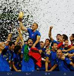 30 Bek Terbaik versi Ballon d'Or: Pertarungan Cannavaro vs Beckenbauer vs Sammer