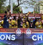 Imran Soccer Academy Juara Liga TopSkor U-15 2019-2020