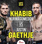 UFC 254: Cristiano Ronaldo Bilang Insyaallah Khabib Nurmagomedov Kalahkan Justin Gaethje