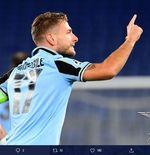 Ciro Immobile Sebut Covid-19 Hancurkan Momentum Lazio Menangkan Scudetto 2019-2020