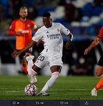 Real Madrid vs Shakhtar Donetsk: Vinicius Junior Cetak Rekor Impresif