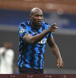 Inter Milan vs Borussia Monchengladbach: Romelu Lukaku Sebut Timnya Membayar Kesalahan
