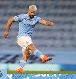 Hasil Manchester City vs FC Porto: Sergio Aguero Kembali Cetak Gol