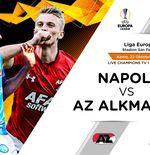 Prediksi Liga Europa: Napoli vs AZ Alkmaar