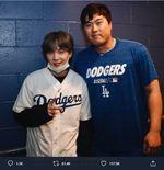 Ada BTS di antara Penonton Dodgers, MLB Pilih