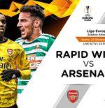 Prediksi Liga Europa: Rapid Vienna vs Arsenal