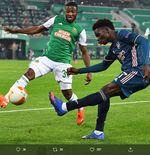 Hasil Rapid Vienna vs Arsenal: Aubameyang Supersub, The Gunners Menang