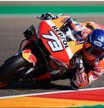 Hasil FP1 MotoGP Teruel 2020: Honda Perkasa, Alex Marquez Tercepat