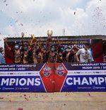 Batavia RMD Juarai Liga TopSkor U-13 dengan Kemenangan Meyakinkan