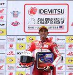 Gaya Berkendara Harian Pembalap Binaan Astra Honda Motor Berbeda dengan di Sirkuit