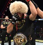 Lewat Foto, Khabib Nurmagomedov Beri Sinyal Comeback ke UFC