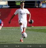 Lucas Vazquez, Calon Bek Kanan Darurat Real Madrid