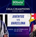 VIDEO: 7 Gol Terbaik Juventus ke Gawang Barcelona