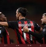 Analisa Duel Pertama Ibrahimovic vs Dzeko di Laga AC Milan vs AS Roma