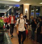Tiba di Jakarta, Begini Kondisi Kesehatan Pemain Timnas U-19 Indonesia