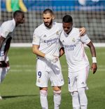 Karim Benzema  Tanggapi Video Kecamannya pada Vinicius Junior