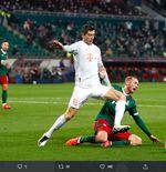 Hasil Lokomotiv Moscow vs Bayern Munchen: Sang Juara Bertahan Hampir Kalah di Rusia