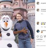 Rafael Nadal Genap Setahun Menikah, Model Gaun Pengantin sang Istri Kini Dijual Bebas
