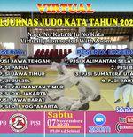 Kejurnas Judo Kata 2020 Dijadikan Ajang Pemanasan PON Papua