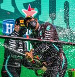 Toto Wolff Berharap Lewis Hamilton Bertahan di Mercedes hingga F1 2022