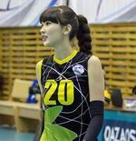 Pevoli Cantik, Sabina Altynbekova, Resmi Lepas Masa Lajang