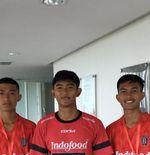 Bali United Berharap Tiga Pemainnya Lolos Seleksi Program Garuda Select Jilid Ketiga