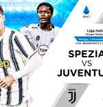 Link Live Streaming Liga Italia: Spezia vs Juventus