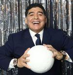 Ulang Tahun, Diego Maradona Ingin Kirim Pesan untuk Napoli dan Gattuso