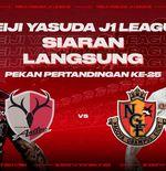 Saksikan Live Streaming Meiji Yasuda J1 League 2020: Kashima Antlers vs Nagoya Grampus Eight