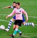 Bersabarlah Fan Barcelona, Antoine Griezmann Masih Butuh Adaptasi