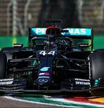 Mercedes dan Lewis Hamilton Belum Tentukan Tanggal Teken Kontrak Anyar