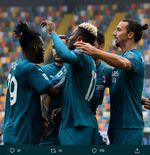 Duel Napoli vs AC Milan Akhir Pekan Ini Bisa Tentukan Scudetto