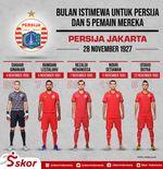 Persija Klub Indonesia yang Paling Sering