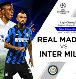 Prediksi Liga Champions: Real Madrid vs Inter Milan