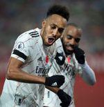 Tersisih di Liga Europa, Pierre-Emerick Aubameyang Minta Maaf