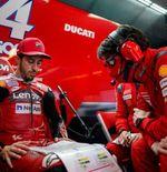 Andrea Dovizioso Ungkap Relasi Buruk dengan Ducati
