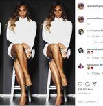 Kerajaan Bisnis Serena Williams: Saham di Klub UFC dan NFL, Modal Ventura hingga Industri Mode