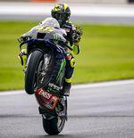 Valentino Rossi Diyakini Tak Menyesal Tunda Pensiun dari MotoGP