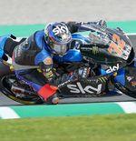 Marco Bezzecchi Jawab Rumor Merapat ke Tim MotoGP Milik Valentino Rossi