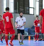 Timnas Futsal Indonesia Kembali Gelar TC Tahun Depan