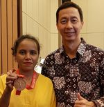 Tiga Lifter Putri Indonesia yang Diuntungkan Kasus Doping, Citra Febrianti Paling Unik