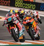 Hasil FP1 Moto2 GP Valencia 2020: Jorge Navarro Cemerlang, Andi Gilang Hanya Ungguli 2 Rider