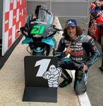 Pesan Cinta Franco Morbidelli Usai Menang di MotoGP Valencia 2020