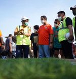 Manajemen Persija Merinding Lihat Kondisi Jakarta International Stadium