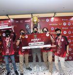 Cuma Persiapan Sepekan, Tim SMKN 13 Depok Juara Esport Piala Pelajar Jabodetabek 2020