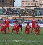 Kembali Tanpa Pemain Persija, Nepal Hanya Bermain Imbang