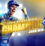 Tak Ingin Melawan Mitos di MotoGP, Joan Mir Pilih Tetap Memakai Nomor 36