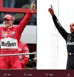 3 Rekor Lain dari Michael Schumacher yang Bisa Dilampaui Lewis Hamilton