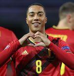 Jelang Belgia vs Italia, Youri Tielemans Sanjung Lini Tengah Gli Azzurri