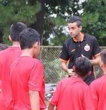 Otavio Dutra Dapat Banyak Pelajaran saat Latih Persija Soccer School
